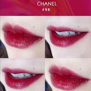 Chanel Rouge Coco Flash 98 Instinct